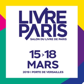 The French version of The Horse Book Series is making its appearance at the Salon du Livre de Paris 2019 book fair